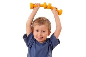 Курсы детского фитнеса