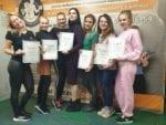 выпускники школы фитнеса